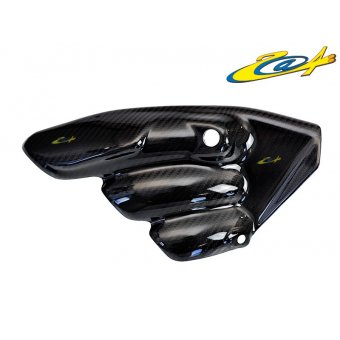 Protection Echappement Carbone Mv Agusta B3 675 2012/2013