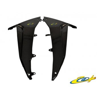 Sabot Carbone Yamaha T-Max 530 2012-2014 ( paire )