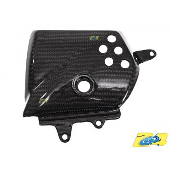 Cache Lateral Droit Carbone Yamaha Xj6 2009/2013