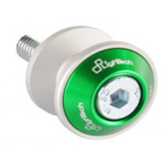 Triumph Diabolos Lightech long. 270 mm (la paire) Vert Bicolore 675/13