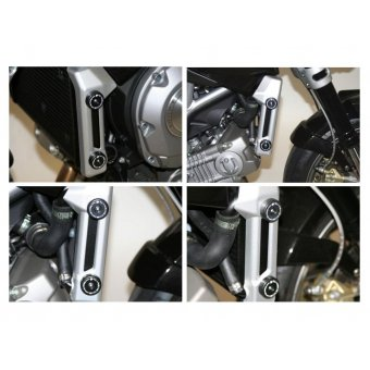 Aprilia Mana 850 2008-2015 Protection Radiateur RG Sliders
