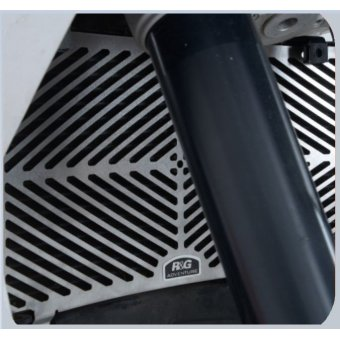 Ktm Super Duke 1290 R 2014-2016 Protection Radiateur RG Inox