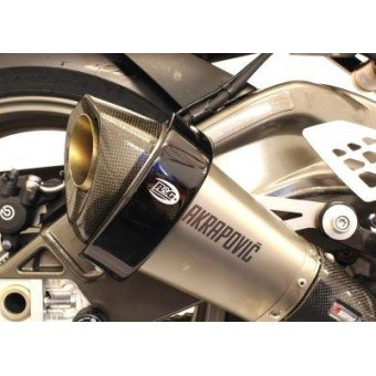 Protection Silencieux RG Akrapovic Hexagonal