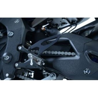 Yamaha Yzf R1m 2015-2017 Kit Protection RG 4 pièces Cadre