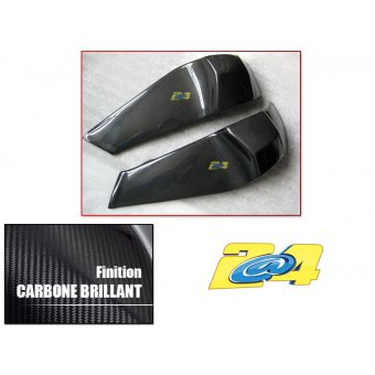 Caches Cadre Carbone Buell XB9S Lightning 2003/2010