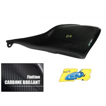 Ecope  d Air Droit Carbone Buell XB9S Lightning 2003/2007