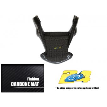 Support de Plaque Monster 900 Carbone Ducati 1996/2001