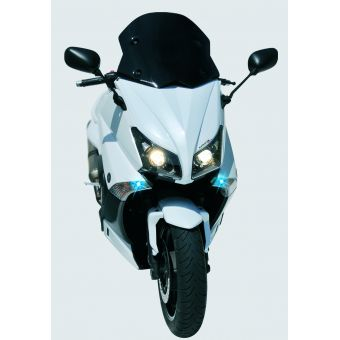 Face Avant 2 Parties + Prise Air Ermax T-Max 530 2015/2016 Noir liquid Darkness/Dnms/Iron Max