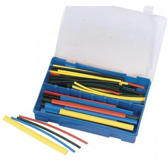 Coffret de Gaines Thermo-Rétractables Drapertools