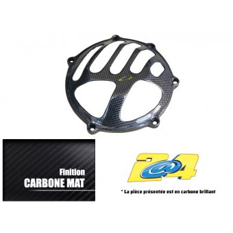 Protection Embrayage Carbone Mat Ducati N5 Monster 600 - 1994/2007