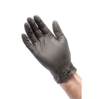 Gants de Protection Nitrile «atelier» Drapertools