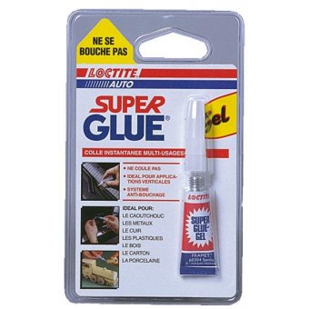 Loctite 454 Colle Cyanoacrylate Gel Tube 5g
