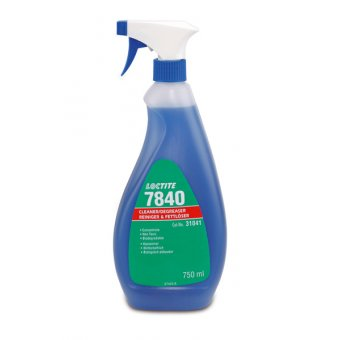 Loctite 7840 Solution Dégraissante Multi-Usage Spray 750ml