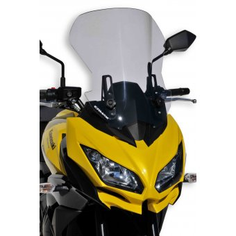 Bulle Touring 50 Cm Ermax Versys 650 2015/2017 Polycarbonate Clair