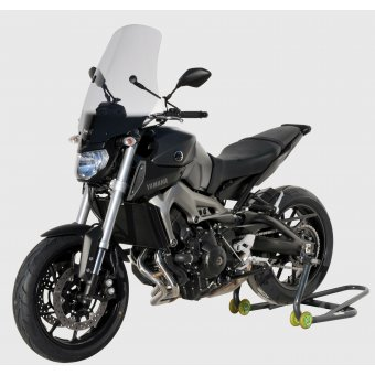 Bulle Touring Ermax MT09 2014/2016 Gris