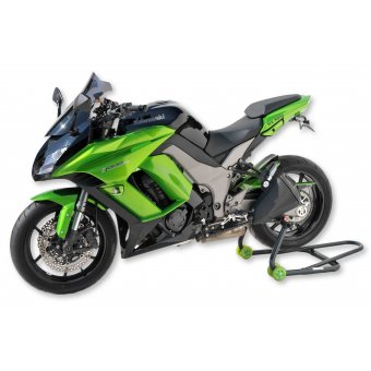 Support Plaque Ermax Z 1000 Sx 1000 2011/2014 Vert Nacre candy Lime Green