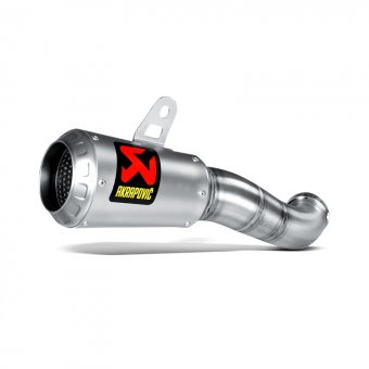 Silencieux Slip-On Inox Akrapovic YZF R25 2014-2015