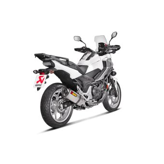 Honda Integra 700/750 2012-2017 Silencieux Slip-On Titane Akrapovic S-H7SO2-HRT