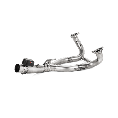 Collecteur Titane Akrapovic R 1250 GS 2019 E-B12E4
