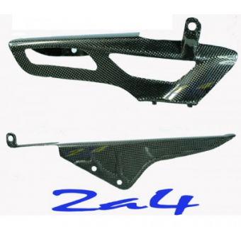Protection chaine Carbone GSXR 1000 2005/2006
