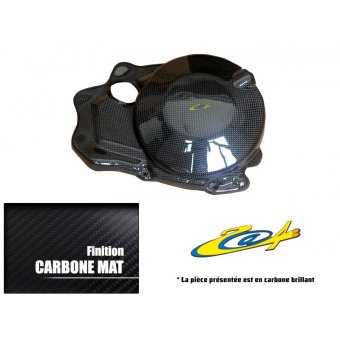 Protection Embrayage Carbone Mat Kawasaki ZX10 R 2011-2015