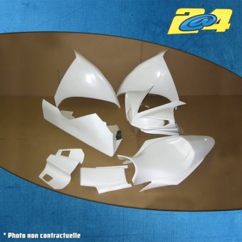 polyester complet YZF R1 2009-2014