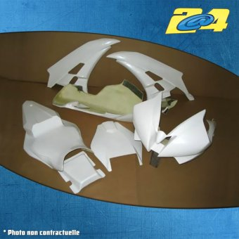 polyester complet YZF R6 2006-2007