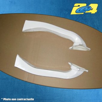 Conduit d'air polyester 848 EVO 2011-2013