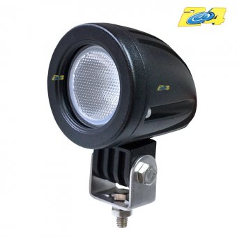 Optique LED 10W grand angle - 1x10W