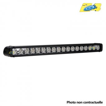 Barre LED 180W mixte - 18x10W