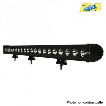 Barre LED 200W mixte - 20x10W