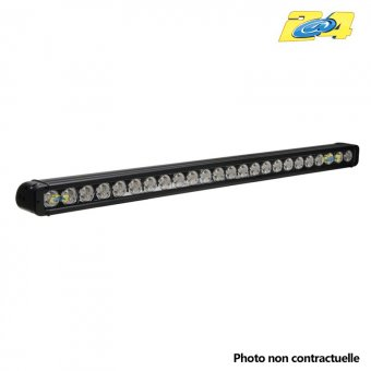 Barre LED 240W mixte - 24x10W