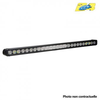 Barre LED 260W mixte - 26x10W