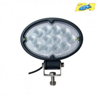 Optique LED 27W grand angle - 9x3W