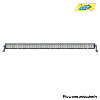 Barre double LED 288W mixte - 96x3W
