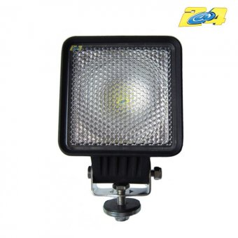 Optique LED 30W grand angle - 1x30W