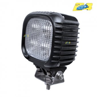 Optique LED 40W grand angle - 4x10W
