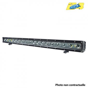 Barre LED 90W mixte - 18x5W