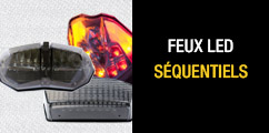 Feux led sequentiels